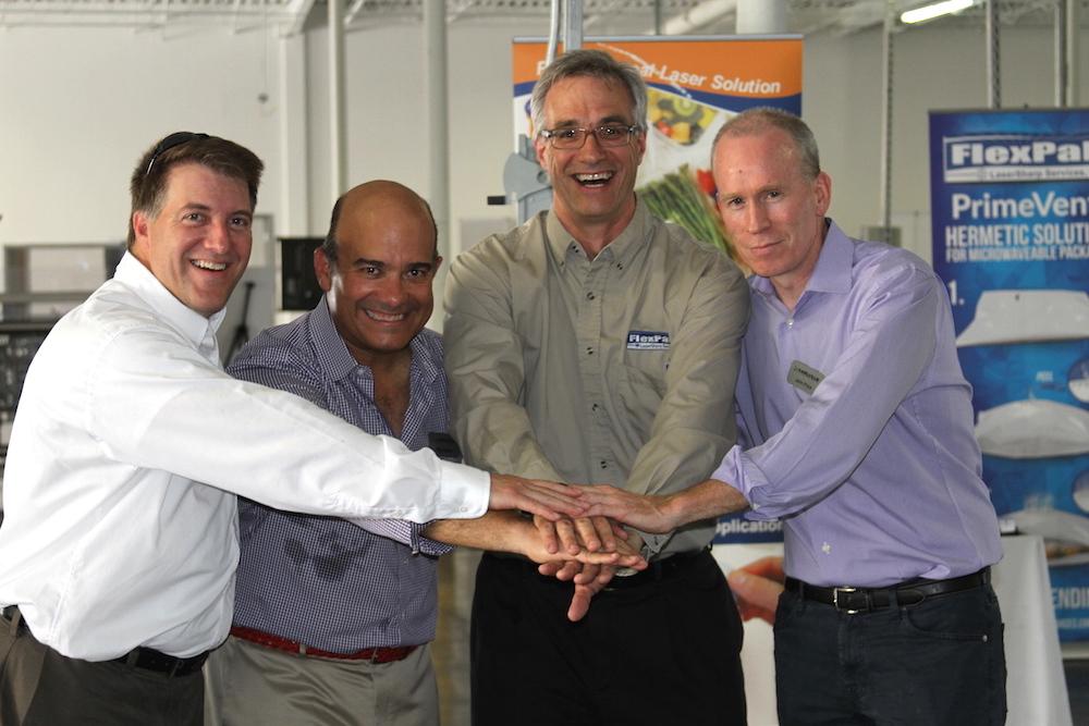 Karlville and LaserSharp Flex Pak Join Forces