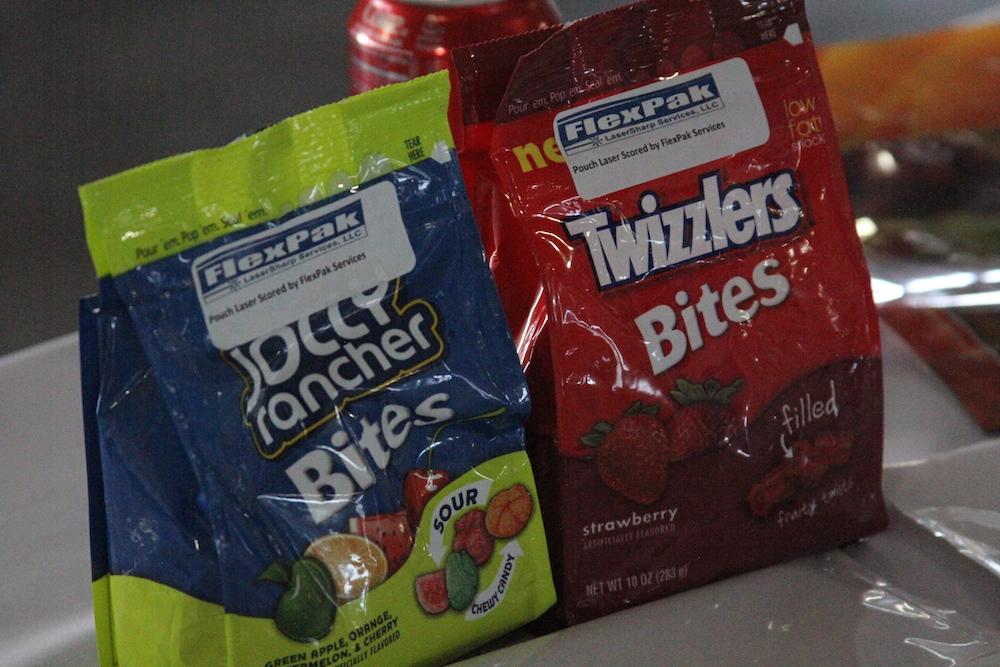 twizzlers flexpak packaging machines