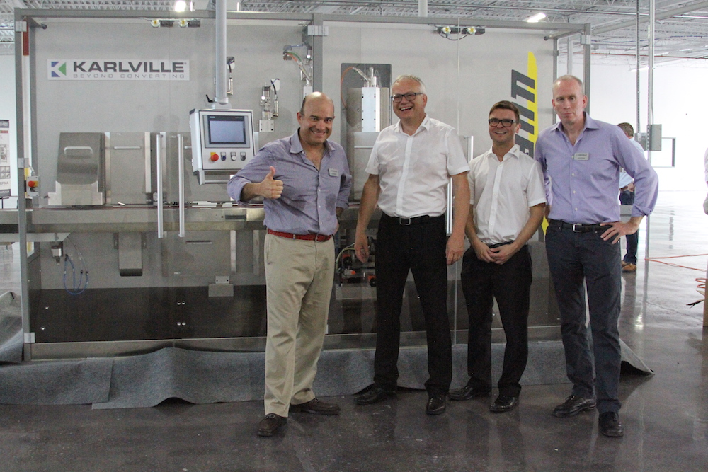 Karlville and Widmann Join Forces