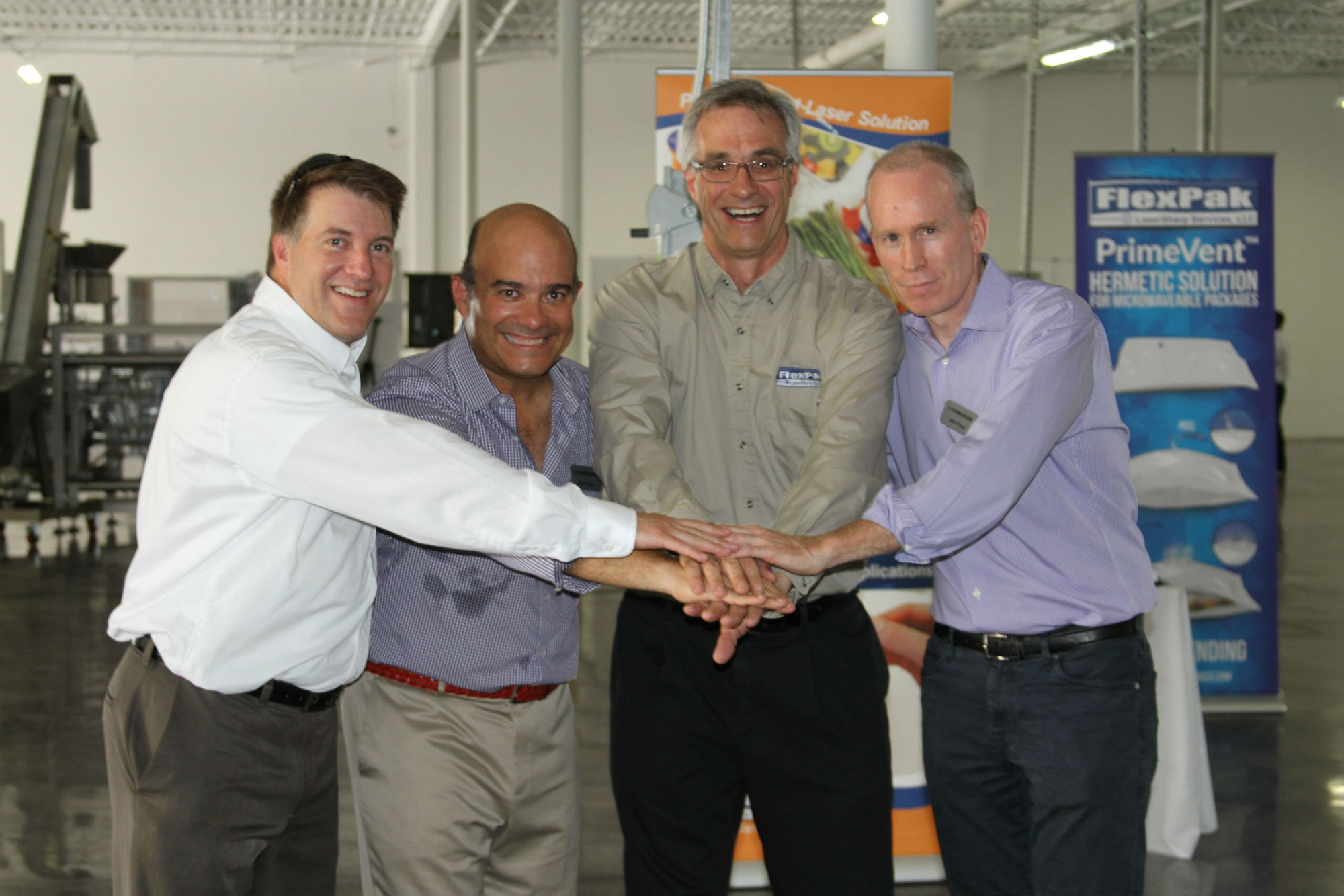 karlville and flexpak laser partnership